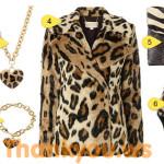 Outfit de felina Cu Michael Kors, Guess si Hudson